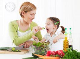 Besoins de bonne nutrition santé des enfants