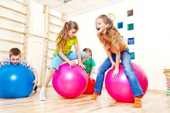 Les enfants évoluent tant sur Catch usa le plan physique