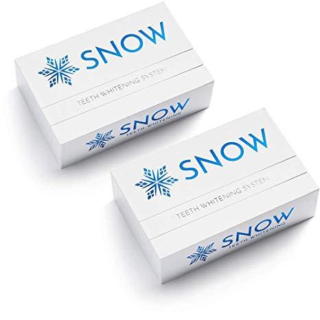 Snow - blanchissement dentaire - comprimés - action - pas cher