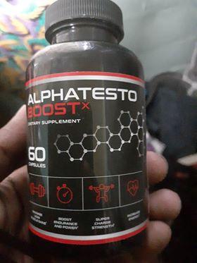 Alpha Testo Boost - pour la masse musculaire - dangereux - comment utiliser - sérum