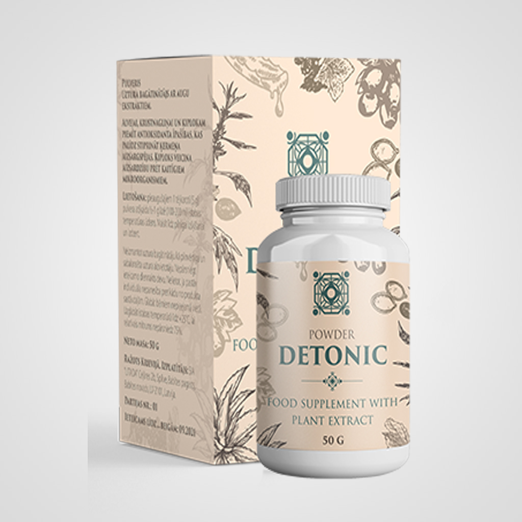 Detonic - prix - Amazon - en pharmacie