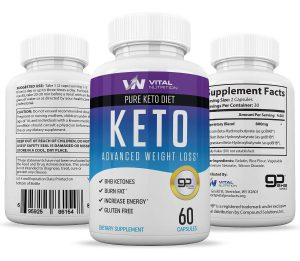 Keto Pure Diet - Amazon - site officiel - dangereux