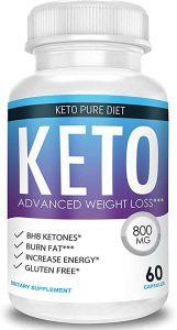 Keto Pure Diet - pour mincir - pas cher - comprimés - avis