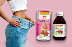 Multi Slim - pour mincir - composition - action - sérum