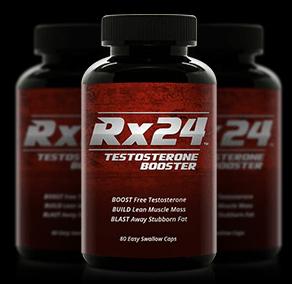 Rx24 testosterone booster - pas cher - action - dangereux