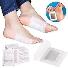 Foot patch detox - patchs de nettoyage - comment utiliser - avis - composition