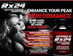 Rx24 testosterone booster - prix - Amazon - comment utiliser