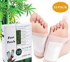 Foot patch detox- Amazon - prix - site officiel